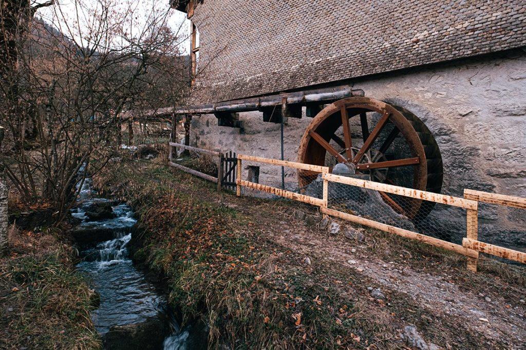 moulin de l'Hôtel du Moulin de Léré Alpes du Léman Refuse to hibernate