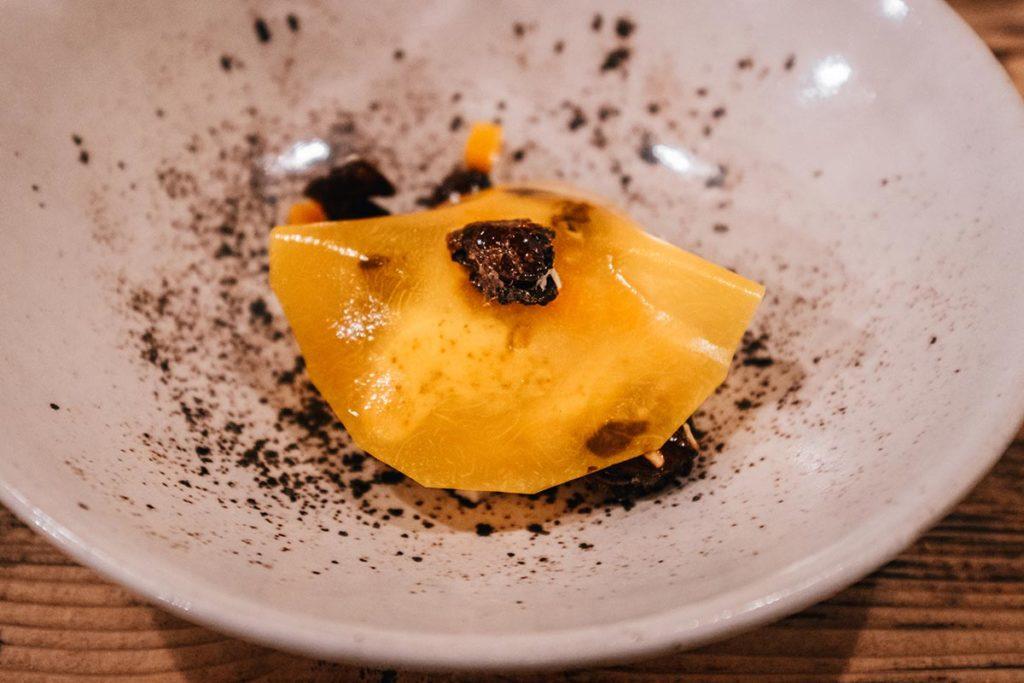 restaurant du Moulin de Léré dessert Alpes du Léman Refuse to hibernate