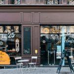 restaurant éphémère le 25 façade Marseille Provence Gastronomie Refuse to hibernate