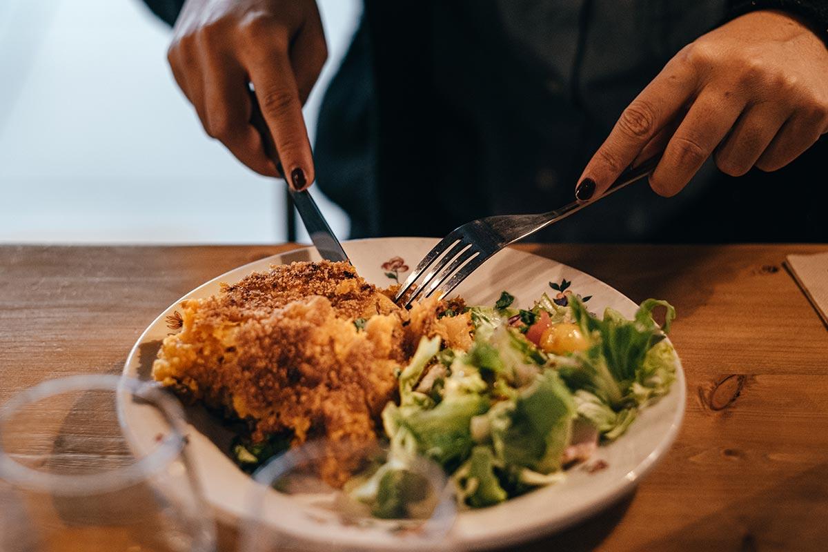 restaurant éphémère le 25 Parmentier courge canard Marseille Provence Gastronomie Refuse to hibernate