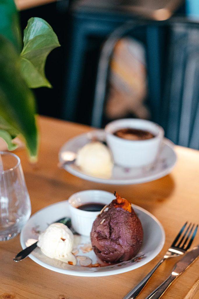 restaurant éphémère le 25 poire de Noël Marseille Provence Gastronomie Refuse to hibernate