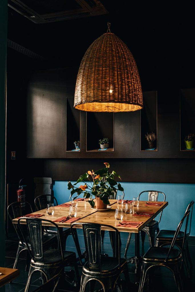 restaurant éphémère le 25 table Marseille Provence Gastronomie Refuse to hibernate