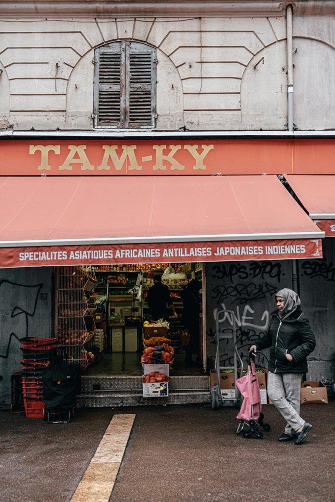Tam-Ky Marseille Provence Gastronomie Refuse to hibernate