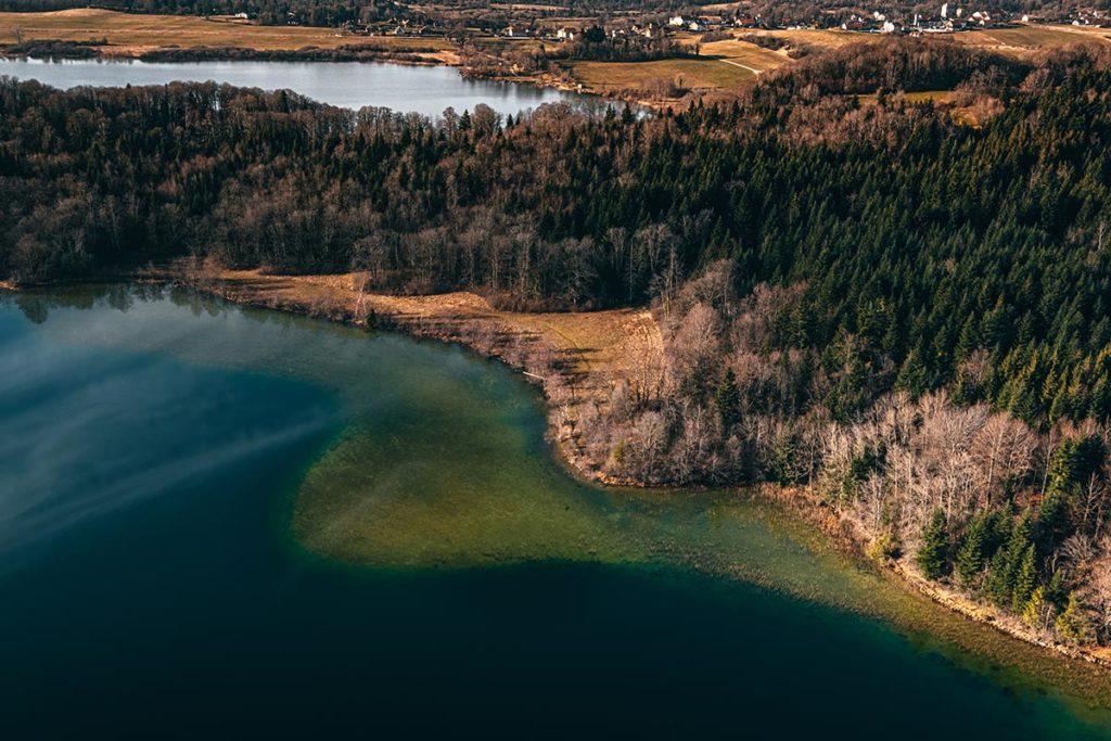 vue depuis belvédère des 4 Lacs Jura Refuse to hibernate