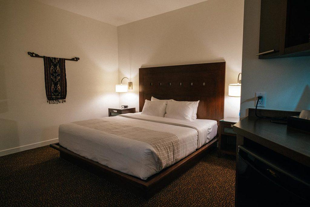Mettera hôtel chambre lit Edmonton Refuse to hibernate