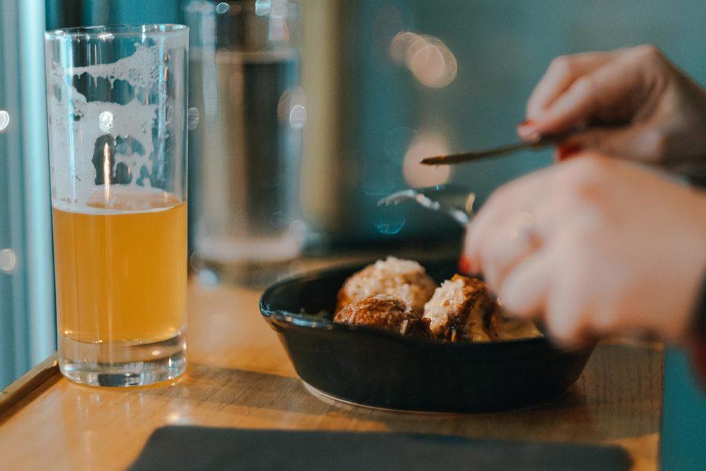 Pip restaurant boulettes de viande Edmonton Refuse to hibernate