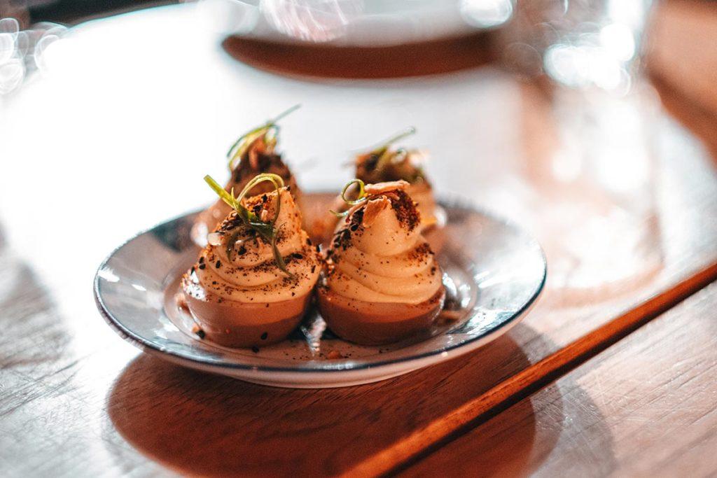 restaurant Baijiu œufs Edmonton Refuse to hibernate
