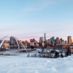 skyline Edmonton Refuse to hibernate