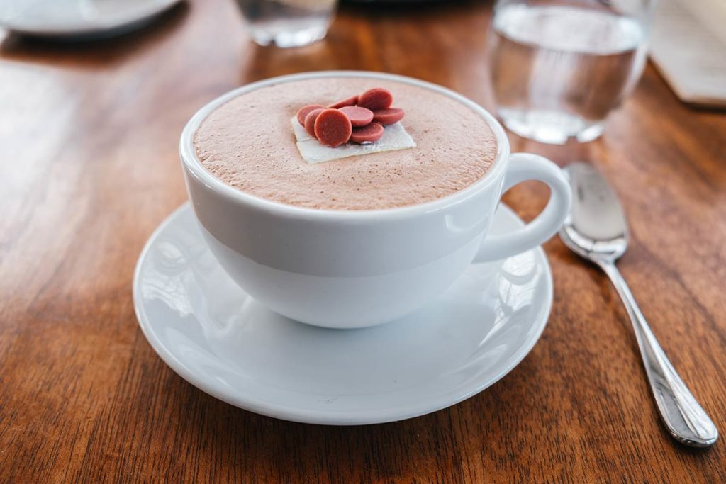 Deane House restaurant chocolat chaud Calgary Refuse to hibernate