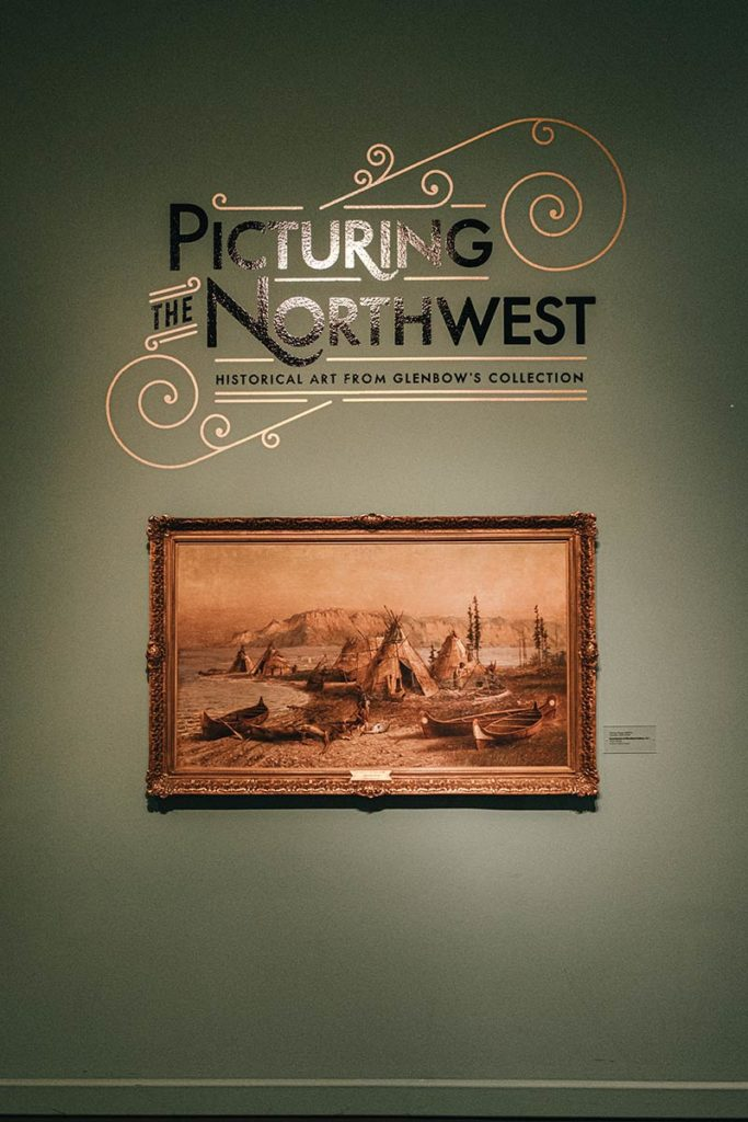 Glenbow Museum Picturing the Northwest Calgary Refuse to hibernate