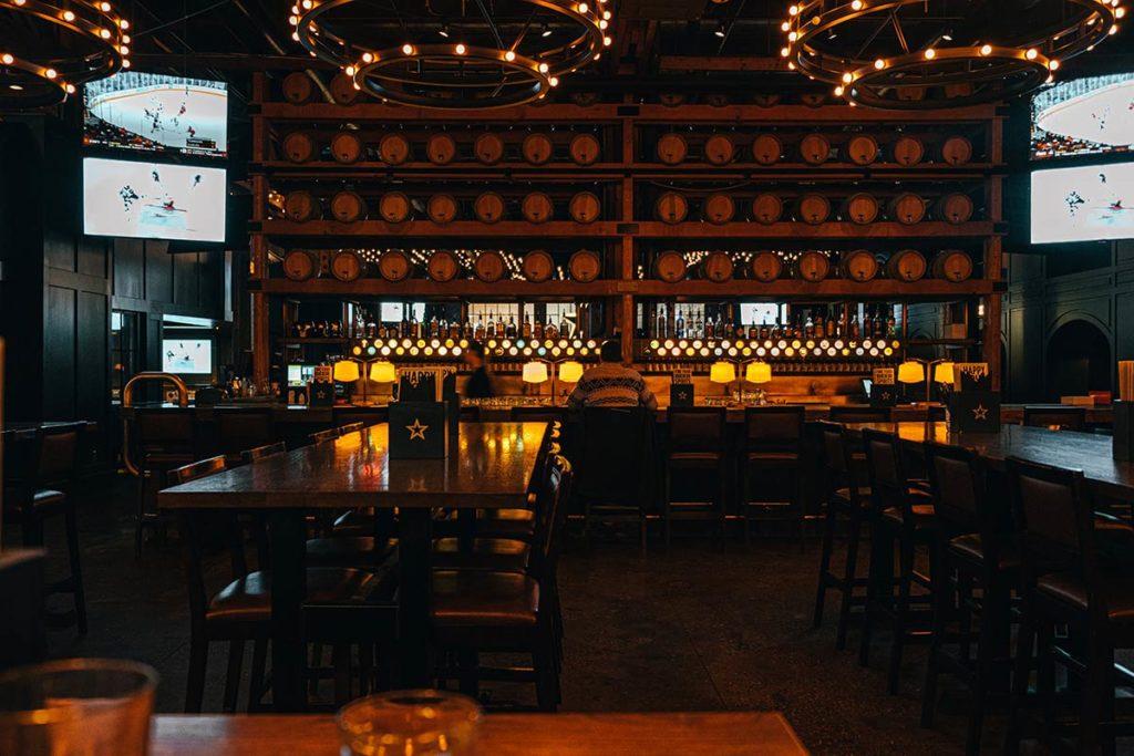 National on 10th Restaurant Calgary Refuse to hibernate