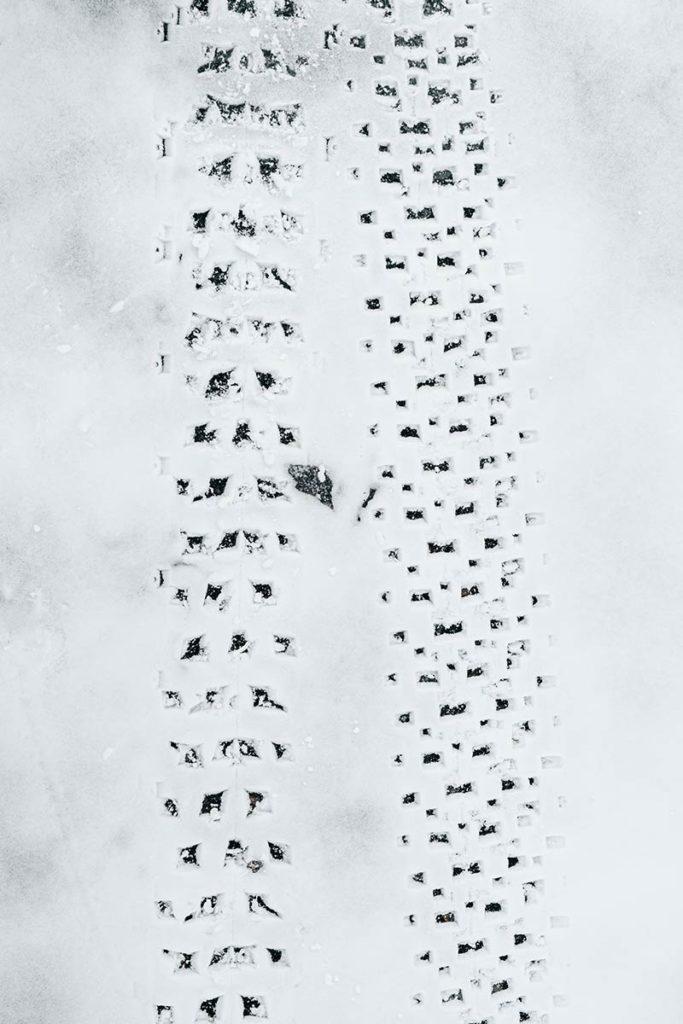 traces neige fatbike Canmore Refuse to hibernate