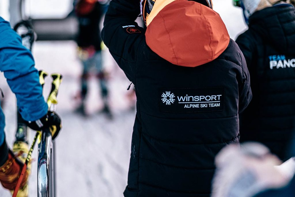 Winsport alpine ski team Calgary Refuse to hibernate