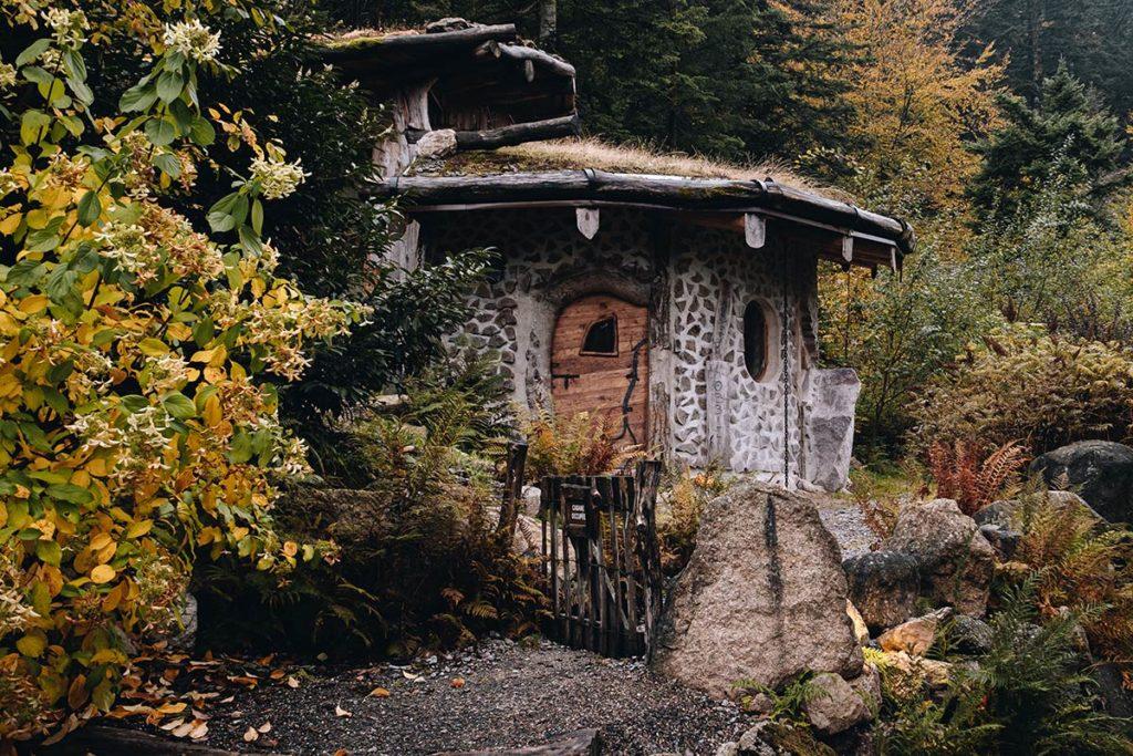 Bol d'Air maison du Hobbit Massif des Vosges