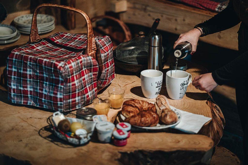 Bol d'Air petit déjeuner Massif des Vosges
