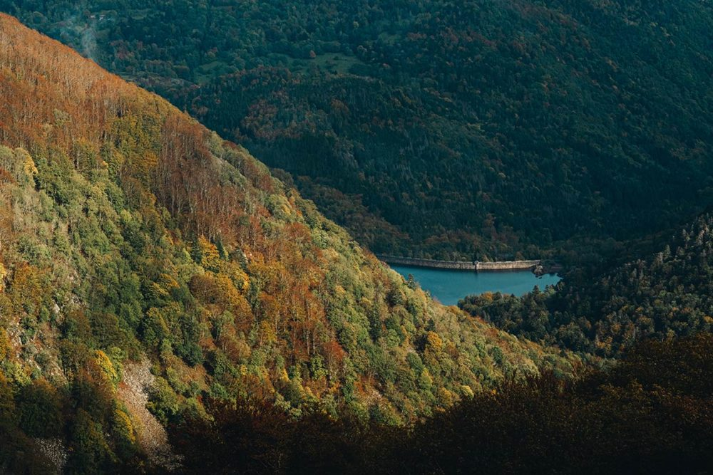 week-end Massif des Vosges en automne