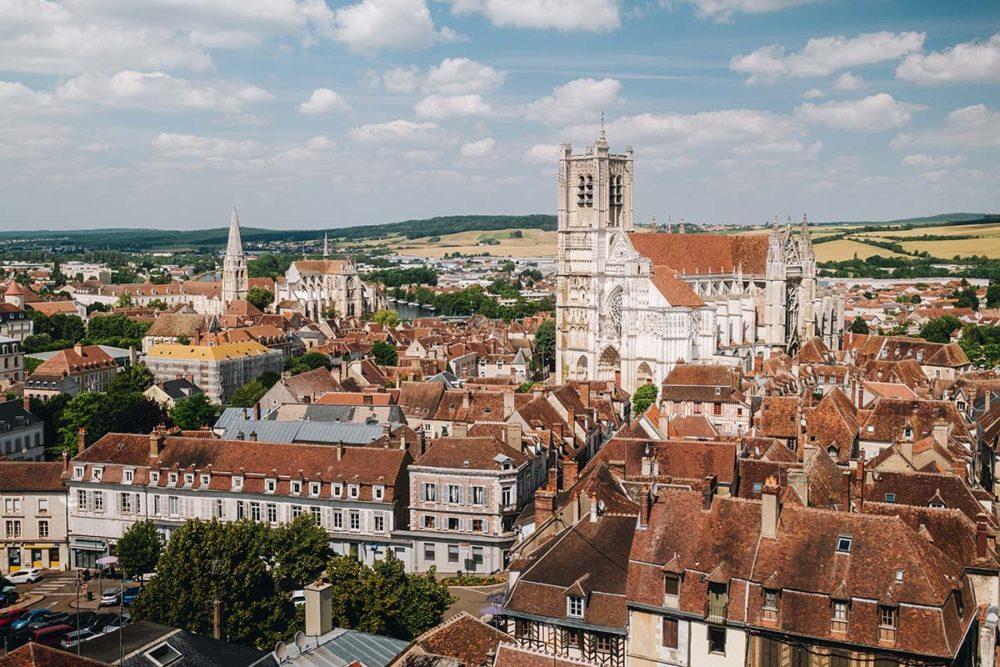 Auxerre et l'Auxerrois en un week-end